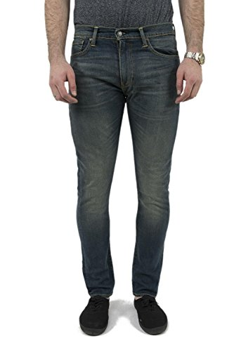 Levis Jeans Men 512 SLIM TAPER FIT 28833-0012 Captain Patrick, Hosengröße:33/34 (512 Jeans)
