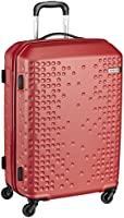American Tourister Cruze ABS 80 cms RED Hardsided Suitcase (AN6 (0) 00 003)- 31 Inch