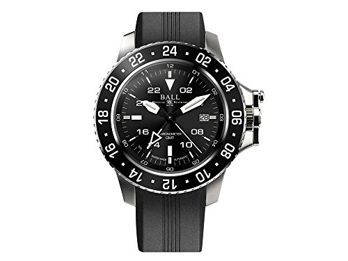 Ball Engineer Hydrocarbon AeroGMT, Automatic Watch, Chronometer,DG-2016A-PCJ-BK