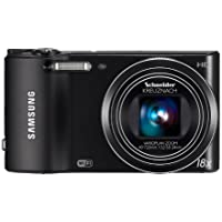 Samsung WB150F Compact Digital Camera - Black (14.1MP, 18x Optical Zoom) 3.0 inch LCD WIFI Version