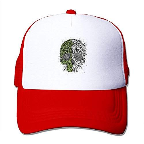 3f1176c5ff3 Skull crazy baseball cap the best Amazon price in SaveMoney.es