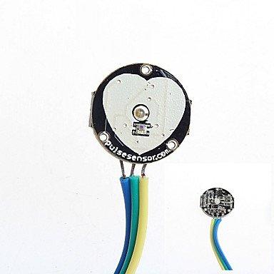 Arduino Per i kit Cardiofrequenzimetro del sensore della frequenza cardiaca