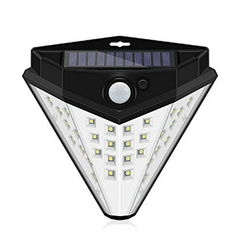 LHY LIGHT Lámparas solares Luz Sensor Movimiento