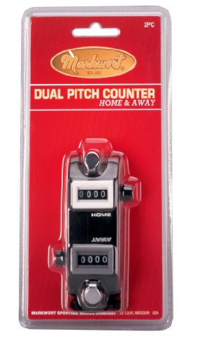 Markwort Home and Away Dual Pitch Counter (Large) Test