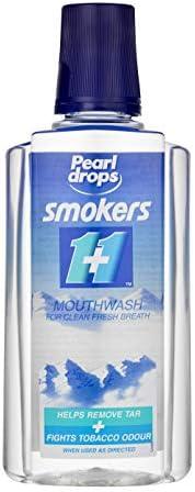 Pearl Drops Smoker Mouth Wash 1+1, 400 ml
