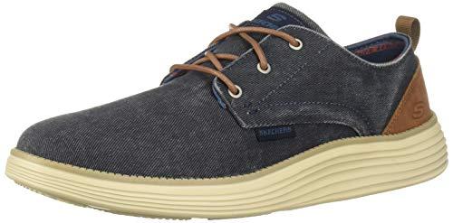 ae61d8699184db Skechers Status 2.0-Pexton, Zapatillas para Hombre, Azul (Blue 65910/Nvy