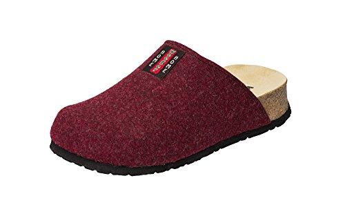 Bio casa scarpe pantofole con Plantare di cuneo Bordo