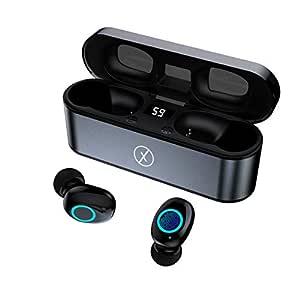 Xmate Gusto Lite in-Ear True Wireless Bluetooth Headphones (TWS) - (Black)