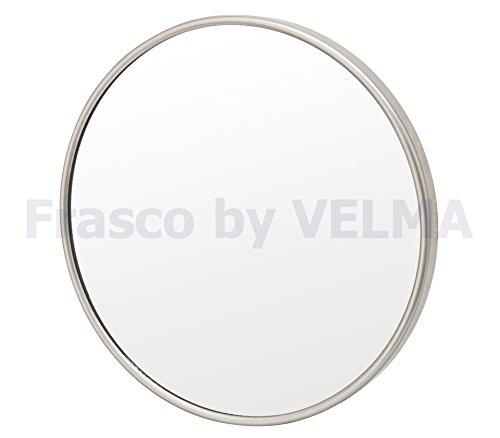 Frasco by VELMA - DKMR-5x - Handgefertigter Kosmetikspiegel mit 5-Fach-Vergrößerung - Zum Kleben -...