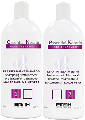 Essential Keratin 500ml KIT Lissage Brésilien …