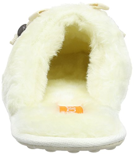Rocket Dog Silvia, Chaussons femme Beige (Starry Alpine Natural)