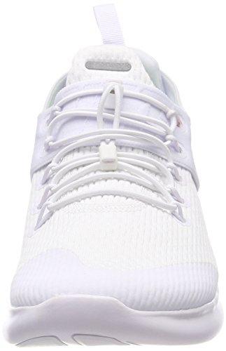 Nike Herren Free RN CMTR 2017 Laufschuhe, Mehrfarbig Weiß (Blanc)