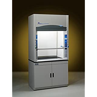 LABCONCO/BUCHLER 100400070 Protector Premier Laboratory Hood with Built-In Exhaust Blower, Explosion-Proof, 4' Nominal Width, 48
