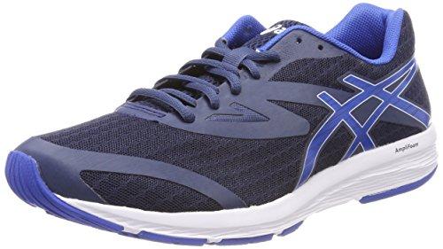 ASICS Men's Pacifica Dark Victoria Blue/White Running Shoes - 7 UK/India (41.5 EU)(8 US)(T825N.4945)