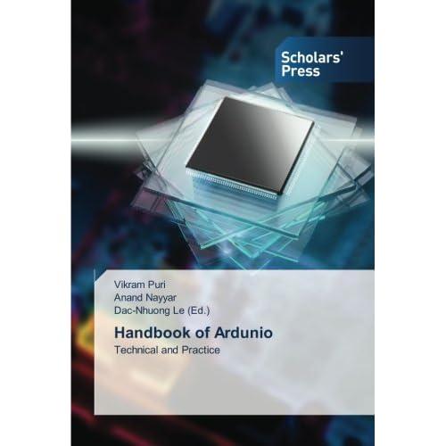 Handbook of Ardunio: Technical and Practice