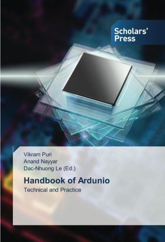 Handbook of Ardunio: Technical and Practice par Vikram Puri
