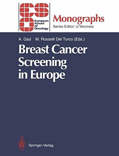 Breast Cancer Screening in Europe (ESO Monographs)