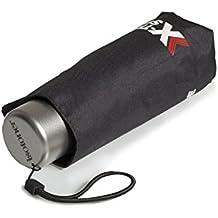 Isotoner - Plegable Negro Negro talla única
