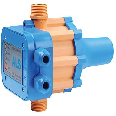 ai Lisheng echten Druckwasserpumpe Druckschalter Wasser Self-Priming Schalten elektronischer Regler hysk102