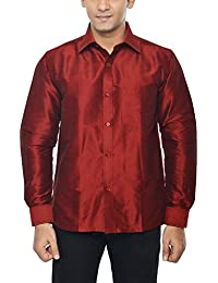 01e306a8ef524b Silk Men s Shirts  Buy Silk Men s Shirts online at best prices in ...