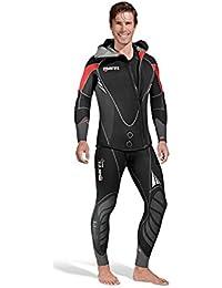 Mares Wetsuit Dual 5 - Traje de Buceo para Hombre, Color Negro, Talla S5