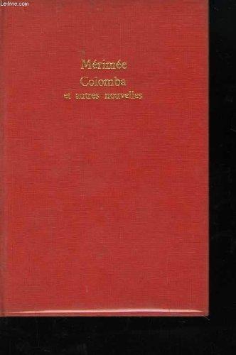 Colomba par Prosper Merimee