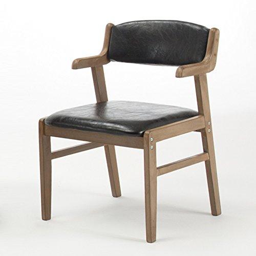 YIXINY Esszimmerstühle JY-801 Einfach Und Modern PU-Material Kann Montage Bequeme Rückenlehne Holzstuhl ( Farbe : 006 )