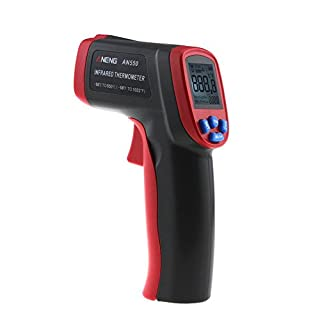 Asiproper ANENG AN550 Non-contact Digital Infrared Thermometer Temperature Meter