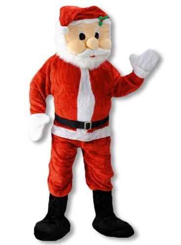 Kostüme Maskottchen Design (Weihnachtsmann Maskottchen)