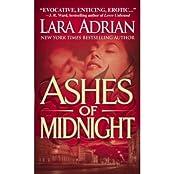 Ashes of Midnight (Lara Adrian Vampire series, 6th) by Lara Adrian (2009-08-02)