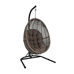 Greemotion Hanging Basket Chair Swing Chair For Garden