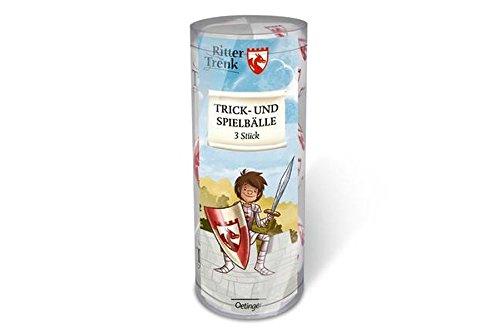 Preisvergleich Produktbild Der kleine Ritter Trenk Trick- und Spielbälle: 3 Stück pro Packung