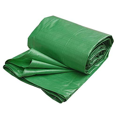 GYL Tarpaulin TARPAULIM XSJZ - Telone Impermeabile Resistente per Tende, Trasporto Auto, Famiglia Quotidiana, Giardino, 4 × 5.5 M