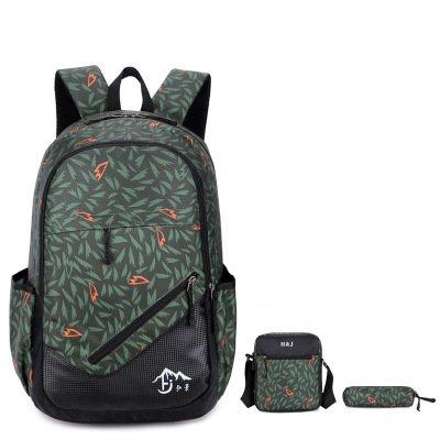 freizeitaktivitäten im freien sporttasche, in der tasche mit großer kapazität verdoppeln tasche rucksack tragen mode - tasche D