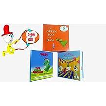 No Green Eggs or Ham, Valen The Vegan Dinosaur, Valen's Happy Birthday - 3 Pack Combo: Valen The Vegan Dinosaur Series  (English Edition)