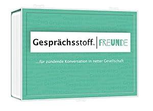 Kylskapspoesi KYL41010 - Card Game Gesprächsstoff, alemán