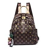 Rucksack für Frau, Mode Mädchen Teenager niedlich leicht lässig Daypack Rackback zum Einkaufen, Schule, Reisen