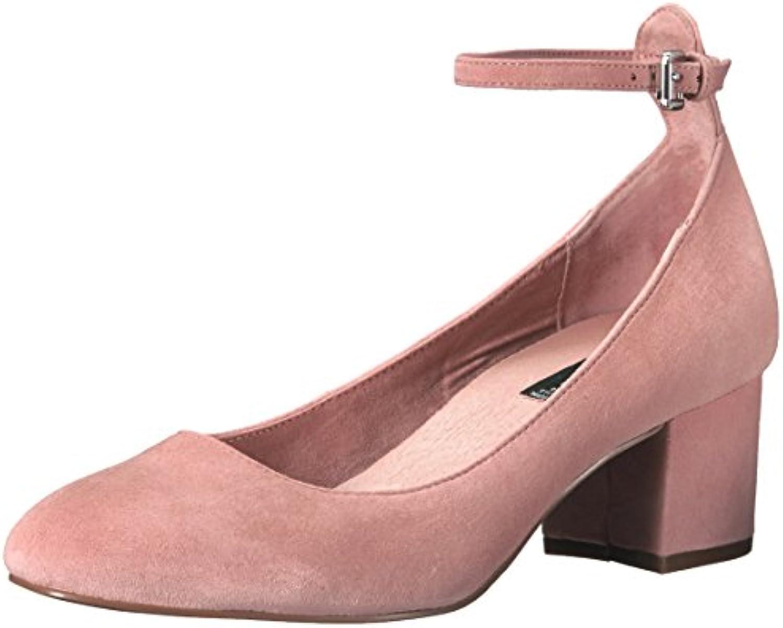 Pump Vassie da donna, in in in camoscio rosa, 8,5 M US | Funzione speciale  edf718