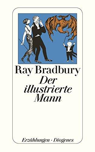 Der illustrierte Mann (detebe) Buch-Cover