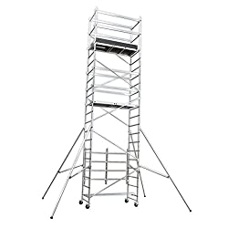 Sealey SSCL4 Platform Scaffold Tower Extension Pack 4 EN 1004