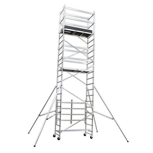 Sealey sscl4Plattform Gerüst Tower Erweiterung (4Stück)