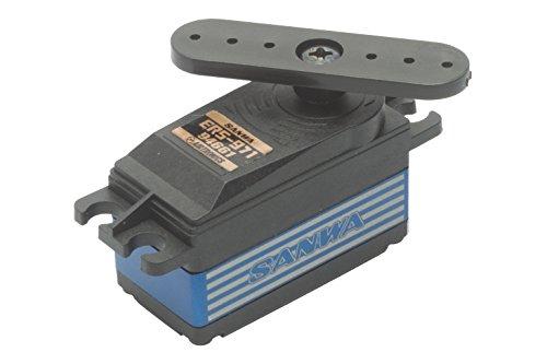Preisvergleich Produktbild Sanwa 107A54061A - ERS-971 Digital LP Servo 9.2 kg/cm, 0.06 s, 40 Grad bei 6 V, wasserdicht, mehrfarbig