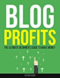 BLOG PROFITS: The Ultimate Beginner's Guide To Make Money (English Edition)