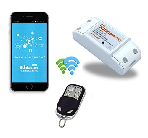 TPulling DIY Wi-Fi Wireless Remote Control Switch 433MHZ Remote Controller Smart Home