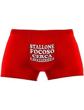 Regali originali per uomo | Stallone focoso cerca cavallerizza | Compleanno |Natale | Regalo di Natale