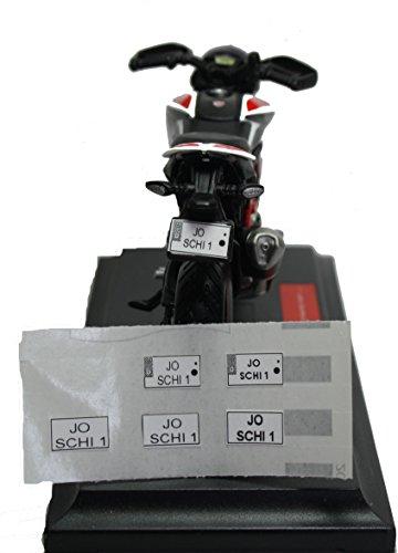 Wunschkennzeichen-fr-Motorrder-118-112-oder-auch-anderen-Mastab-bzw-fr-Modellauto-Nummerschild-fr-Modell-Auto-und-Motorrad