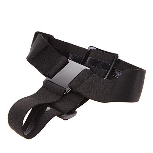 Brustgurt Gurt Brustband+Stirnband Halterung Kopfband für GoPro 1/2/3/4 Kamera