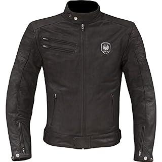Merlin Alton Leather Motorcycle Jacket - Black UK 40