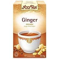 THREE PACKS of Yogi Tea Org Ginger by YOGI TEAS - AYURVEDIC preisvergleich bei billige-tabletten.eu
