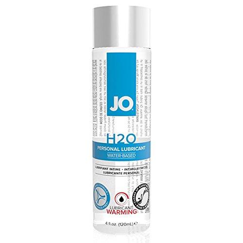 System Jo Gleitgel H2O Waterbased Warm, 135 ml - System Jo Silicone